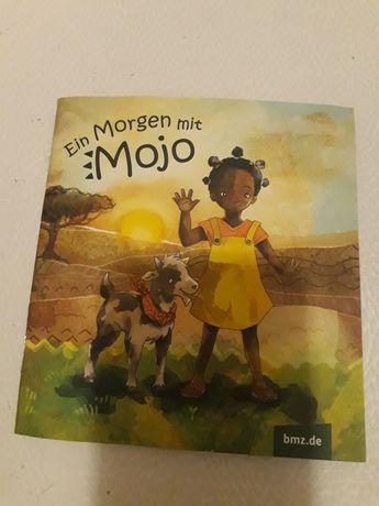 Ein Morgen mit Mojo книжка на немски