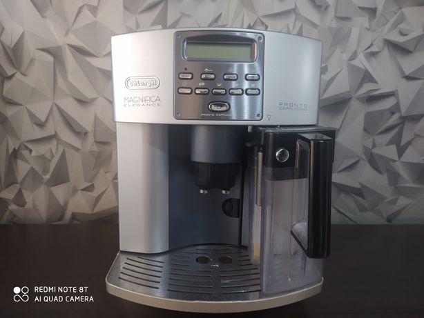 expresor cafea DeLonghi magnifica