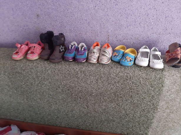 Продам детскую обувь б/у