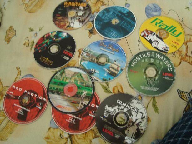 CDuri cu jocuri originale din revista Level (9 jocuri bune)