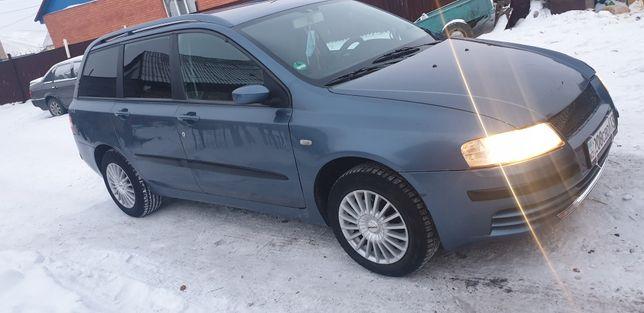 Fiat stilo универсал