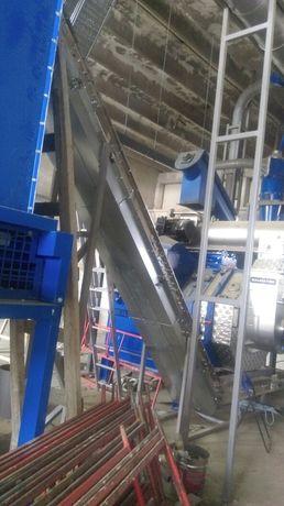Инсталации за пелети,отпадъци и др.