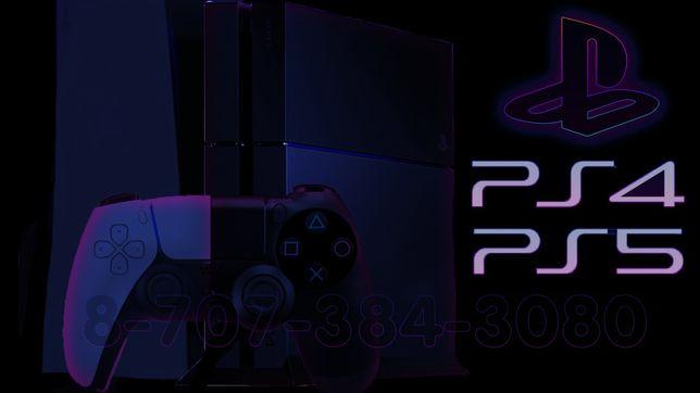 Продам игры на PlayStation 4/5