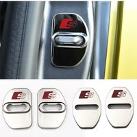 Capace protectie incuietoare usi Audi cu logo Sline