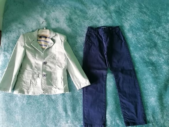 Сако и панталон за момче