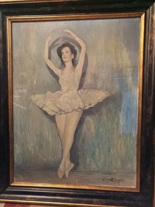 George Ticussier - Balerina Stefanesti - imagine 1