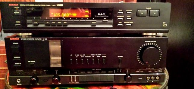 Tuner LUXMAN T-353 made in Japan