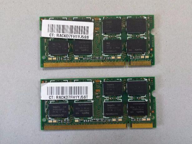 Memorie RAM DDR2- 2 placute de cate 2 Gb