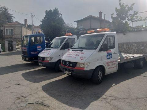 Пътна помощ Стара Загора