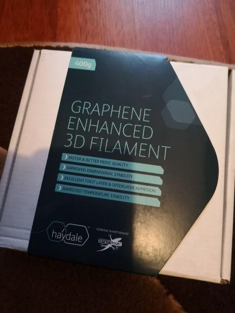 Filament PLA 1.75mm Haydale Graphene 400g