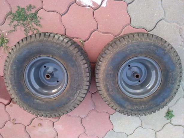 2 Roti tractoras gazon made in USA