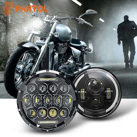 Фар за мотоциклет