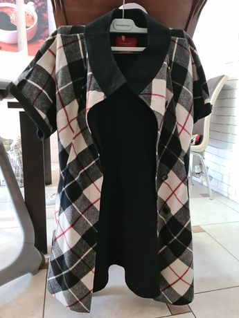 Пальто с короткими рукавами Burberry