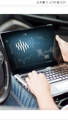 Diagnoza auto multimarca 40 lei