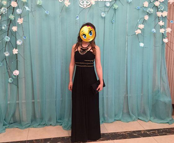 Продам платье вечернее, длинное 44 р