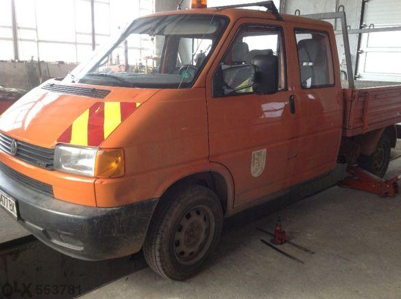 Volkswagen Transporter T4 TDI бус товарен
