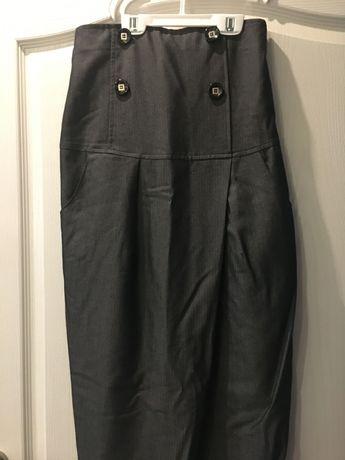 Панталон с висока талия Jeanne D'arc