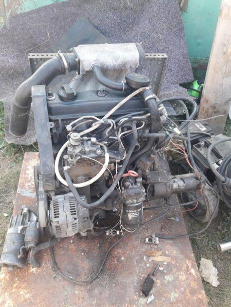Motor golf 3 diesel