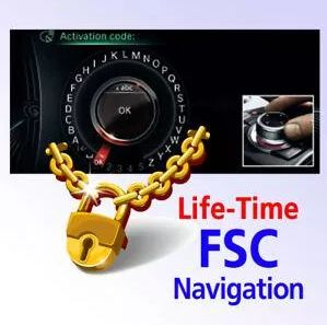 Cod FSC Lifetime BMW & Mini Activation Code Harti CIC, NBT, EVO, Route