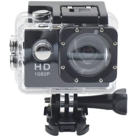 Camera actiune 1080p Sports HD DV waterproof 30m