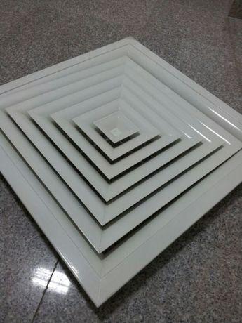 Anemostat aluminiu 60x60 noi