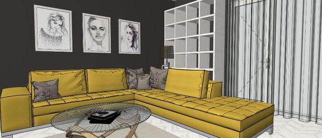 Apartament cu 3 camere si balcon in CENTRU Arad