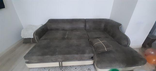 """Угловой диван кровать """"Палаццо"""""""