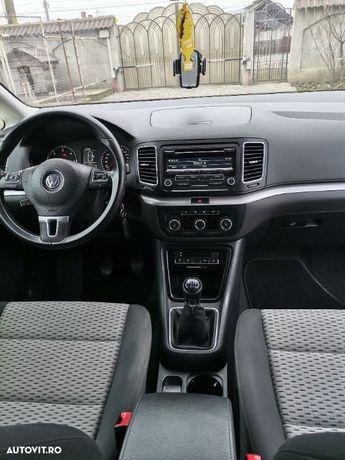 Volkswagen Sharan vw sharan 2012 euro 5 accept schimb auto