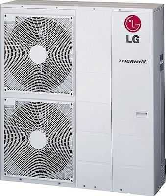 Термопомпа въздух-вода 14кВ
