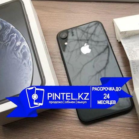 Б/у Apple Iphone XR. Айфон ИксР. 64гб. Белый. 95% #115