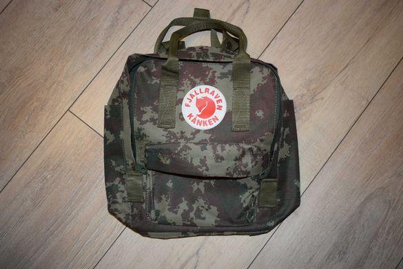 Fjallraven KANKEN mini Camouflage