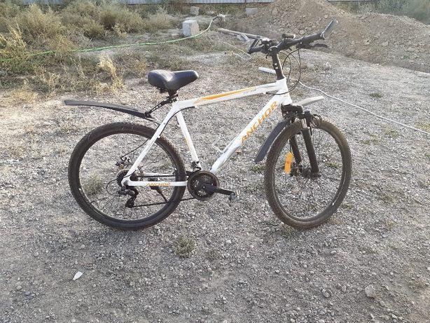 Велосипед взрослый почти новый
