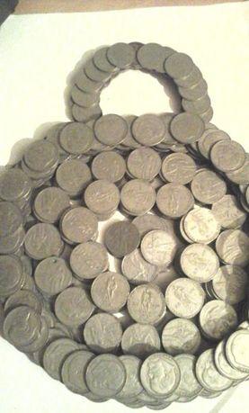 Продам металические рубли СССР 450 штук (разные) продаем в оддельности