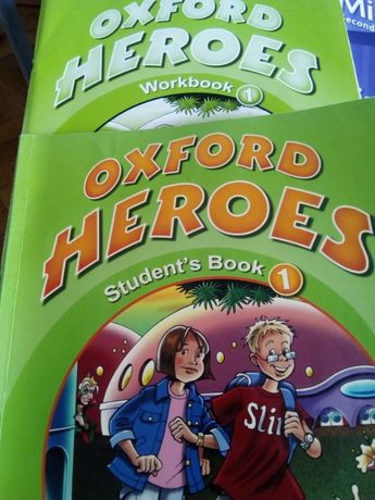 English in Mind workbook 1., 2