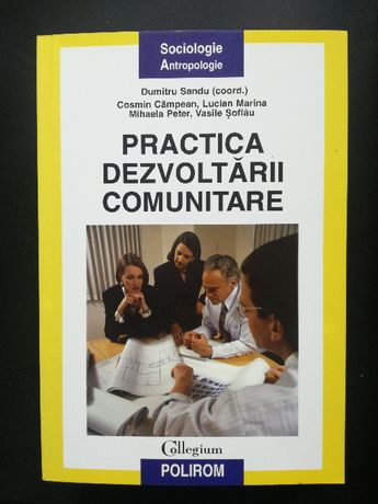 Practica dezvoltarii comunitare - Dumitru Sandu, Cosmin Campean,