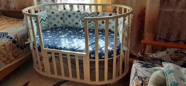 Кроватка Манеж Детская кровать