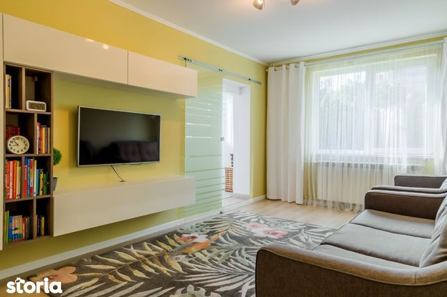 apartament 4 camere renovat Aparatorii Patriei apropiere metrou