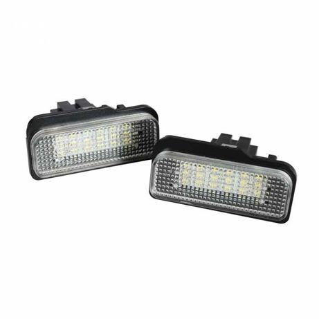 LED плафони за заден номер за Mercedes W203 комби / W211 / CLS W219