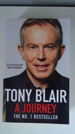 Книга Tony Blair-A Journey