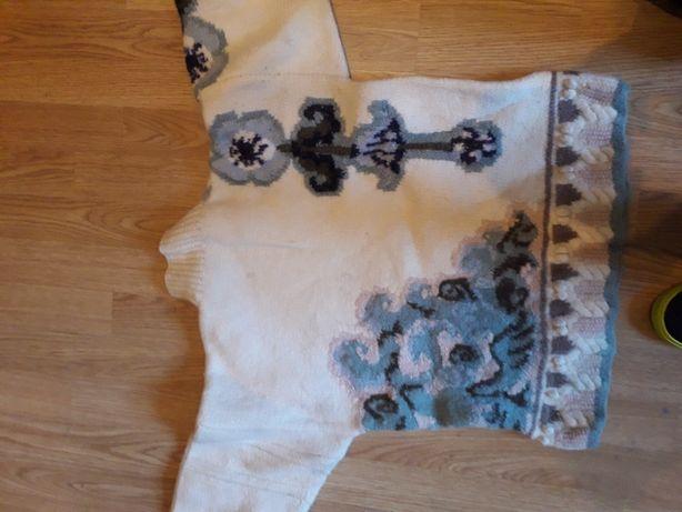Pulover iarnă lana