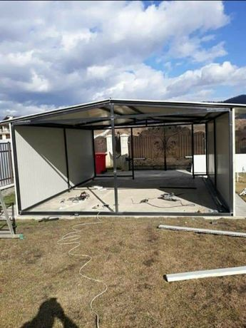 Containere modulare tip casa