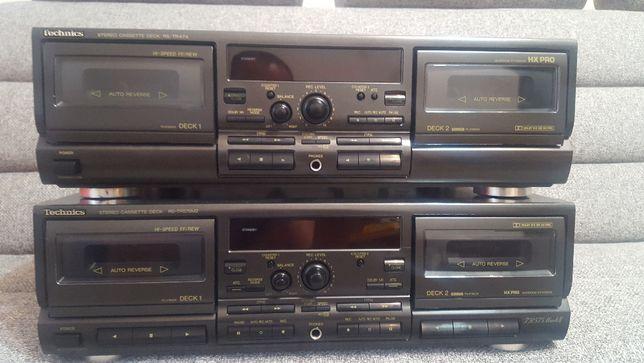 Deck Cassete Technics