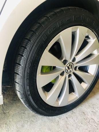 Jante VW 235/45 R17 Cauciucuri M-S ca noi