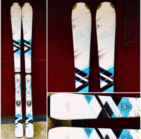 Schiuri Snow ADIX5 IMPECABILE 160 163 165 schi skiuri ski Radius 11.5