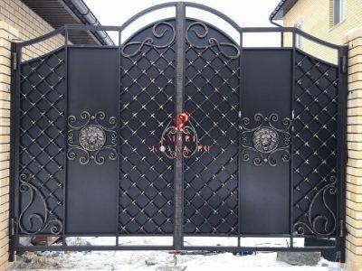 Двери .откатные ворота.заборы.пандусы.подьёмники для инвалидов и т. п.