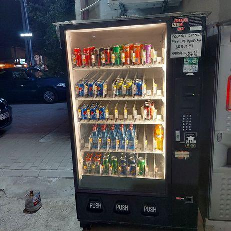 Automat vending sucuri si bauturi reci