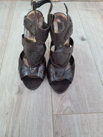 Sandale piele naturala 38 Steven madden