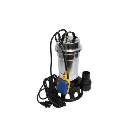 Pompa apa murdara din inox 3100W, 25000l/h, EuroTec PU208, Garantie