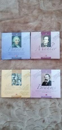 4 CD-uri opera, cu carte