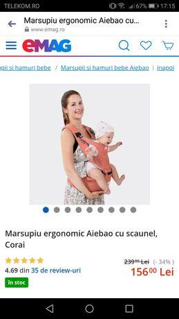 Marsupiu bebe nou